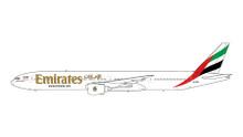 GeminiJets Emirates Boeing 777-300ER (New Expo 2020) A6-ENU 1/200 G2UAE771