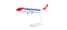 Herpa Edelweiss Air Airbus A320 new 2016 colors 1/200 Snap-fit