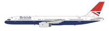 "NG Models British Airways Boeing 757-200 G-CPET retro ""Negus"" livery 1/400"
