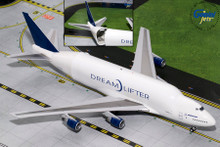 "GeminiJets Boeing B747LCF ""Dreamlifter"" (Tail Opening)  N747BC 1/200 G2ASA737"
