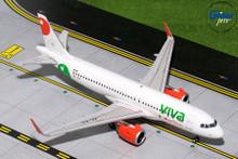 GeminiJets VivaAerobus Airbus A320Neo XA-VIV 1/200 G2USA735