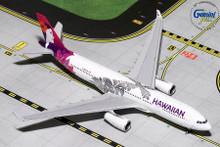 GeminiJets Hawaiian Airbus 330-200 New Livery N380HA 1/400 GJHAL1787
