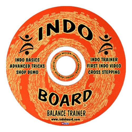 Indo Board Demo DVD