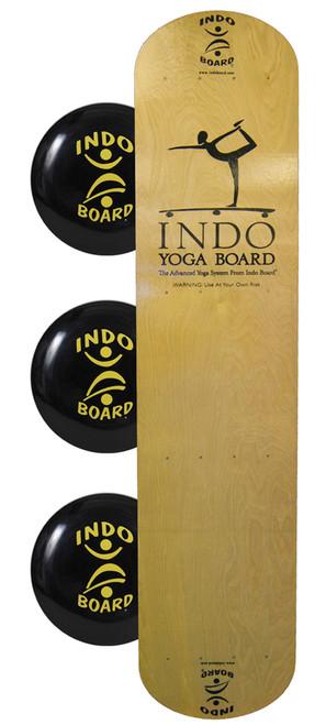 Indo Yoga Board Trio Pack