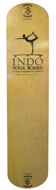 Indo Yoga Board Deck Only