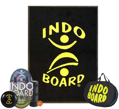 Indo Original Total Gym Package - Doodles