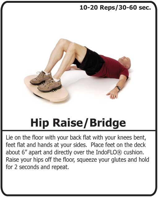 Cushion Exercise
