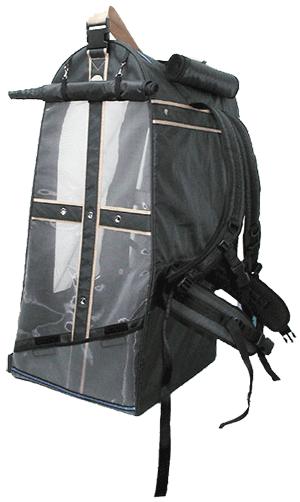 Celltei's First Macaw carrier design