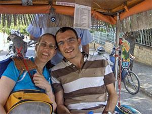 Clover touring Buyukada