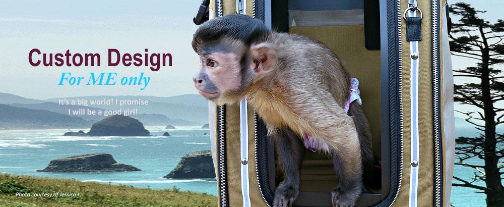 Celltei Custom Monkey Designs