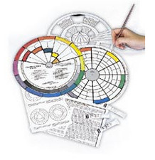 Create-a-Color Wheel