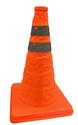 Plein Air Pop-Up Traffic Cone