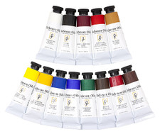 John Hulsey Oil Paint Set by Richeson