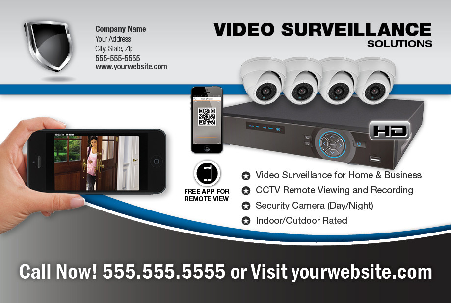 Cctv Postcard Ss Amp Si Dealer Network