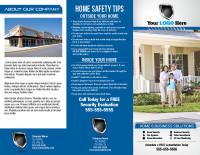 Tri-Fold Brochure - LYNX Touch