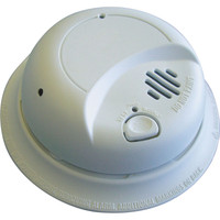 Smoke Detector (straight down view) with high definition
