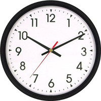 Industrial Wall Clock with high definition CVI