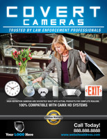 Covert Camera Flyer