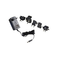 Replacement Power Supply – International Changeable Plugs