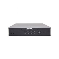 UNIVIEW 2U chassis, 32 channels, Up to 4K realtime live view/recording, 16 built-in POE ports