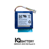 IQ Panel 2 Battery - Replacement lithium-ion battery for IQ Panel 2
