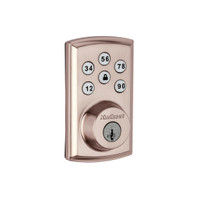 SmartCode 888 Satin Nickel Z-Wave Lock