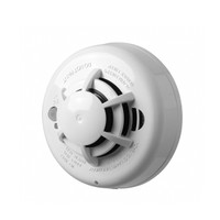 DSC-WS4936 Wireless Photoelectric Smoke Detector with Built in Heat