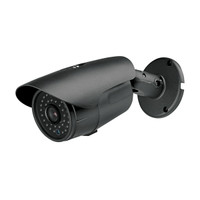 1080P Fixed Lens Indoor/Outdoor Bullet (Black), CAMX Universal HD