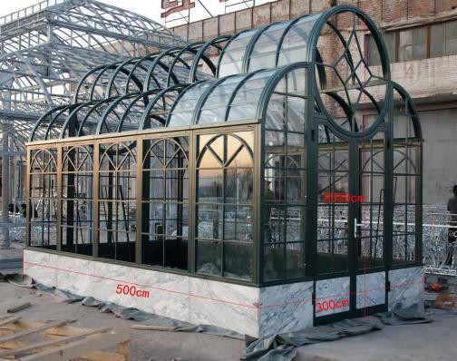 metal kitchen cabinet cast iron conservatory iron greenhouse contemporary style 23253