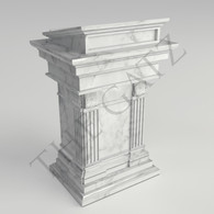 Newly Designed Roman Style Marble Church Ambo, Religious