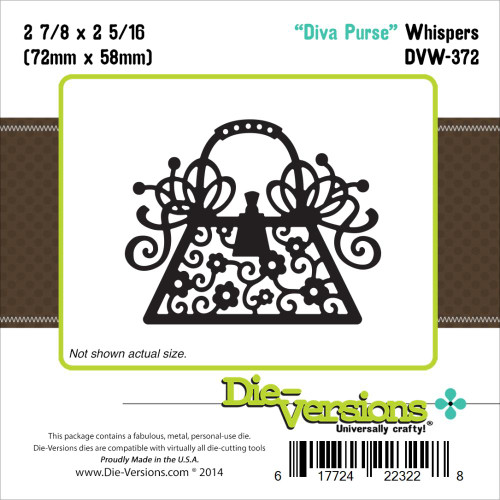 Die-Versions Whispers: Diva Purse