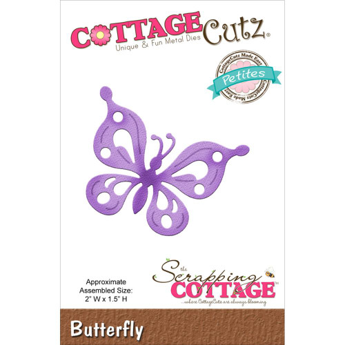 Cottage Cutz Petites: Butterfly