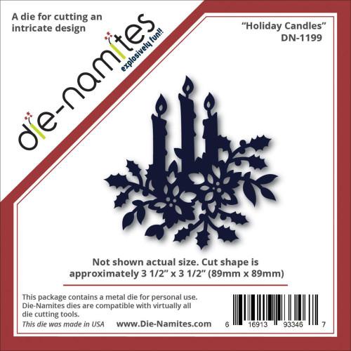 Die-Namites Die: Holiday Candles