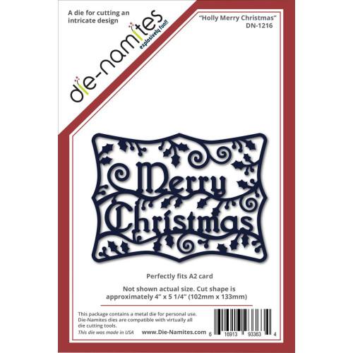 Die-Namites Die: Holly Merry Christmas