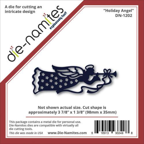 Die-Namites Die: Holiday Angel