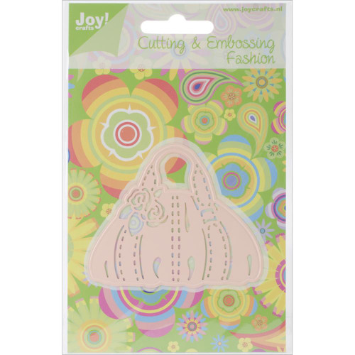 "Joy! Crafts Cut & Emboss Die: Purse 2.25""X2.75"""