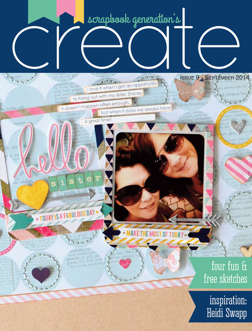 CREATE: September 2014 Downloads