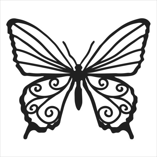 Balzer Bits Masks: Butterfly