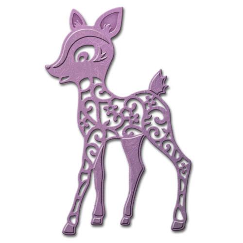 Spellbinders Shapeabilities Die D-Lites: Deer