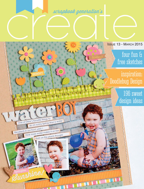 CREATE: 2015 March Downloads