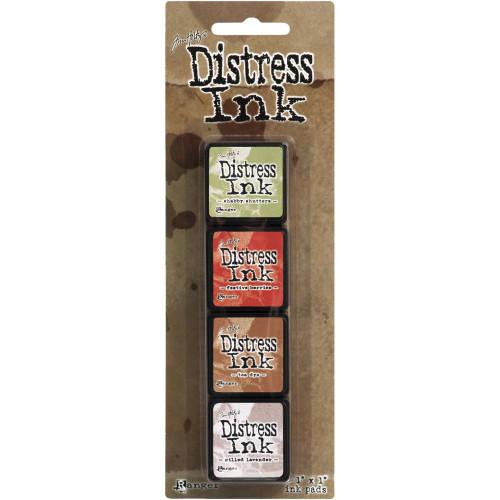 Tim Holtz Distress Ink Pad Mini Kit #11