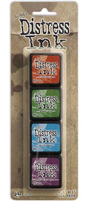 Tim Holtz Distress Ink Pad Mini Kit #2