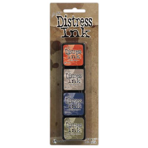 Tim Holtz Distress Ink Pad Mini Kit #5