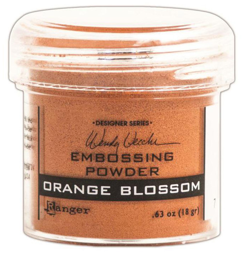 Wendy Vecchi Designer Series Embossing Powder: Orange Blossom