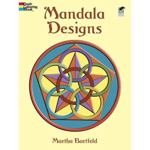 dover publications coloring book mandala designs - Dover Publishing Coloring Books