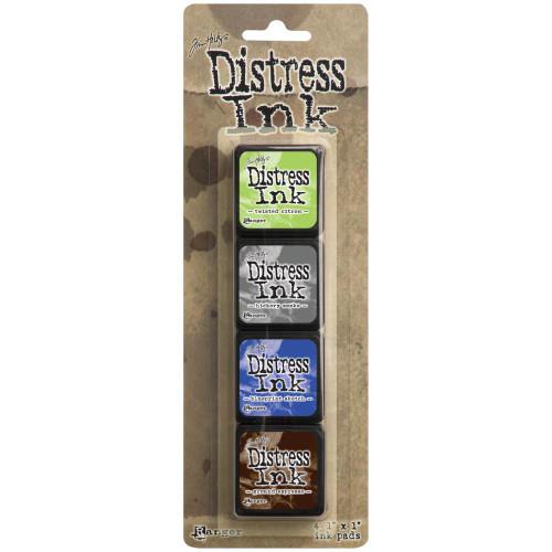 Tim Holtz Distress Ink Pad Mini Kit #14