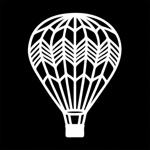 TCW Ronda Palazzari Designs: Hot Air Balloon Fragments
