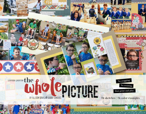 E-BOOK: The Whole Picture (non-refundable digital download)