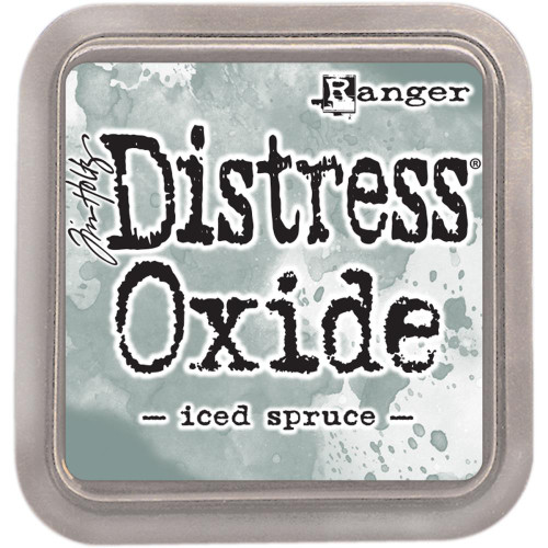 Distress Oxide Ink Pad: Iced Spruce