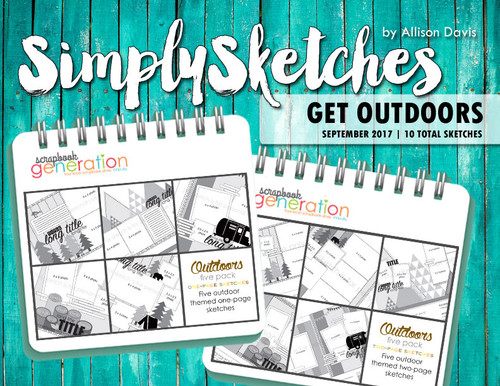 Simply Sketches Ebook: September 2017 | Get Outdoors